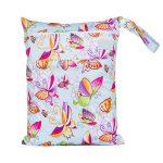 Wet Bag - Large - Butterflies