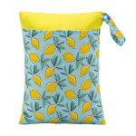 Wet Bag - Large - Lemons